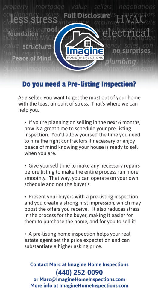 Northern Ohio Home Inspection Services by a Certified Home Inspector in Cleveland, Ohio & surrounding suburbs.